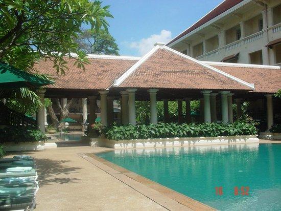 Raffles Hotel Le Royal : Pool