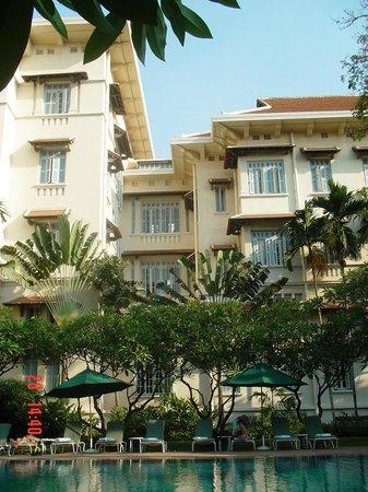 Raffles Hotel Le Royal : Hotel