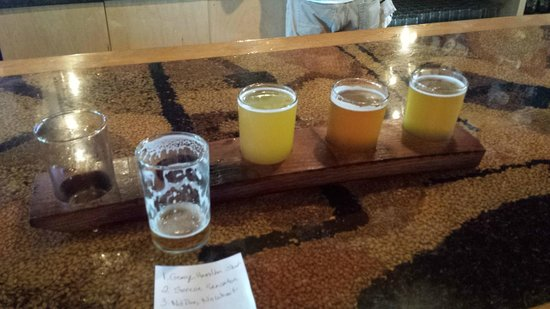 Odd Side Ales: Great Flight