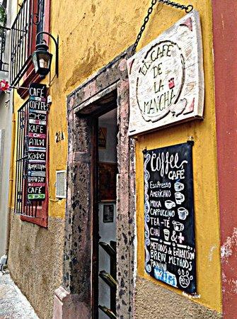 El Cafe de la Mancha