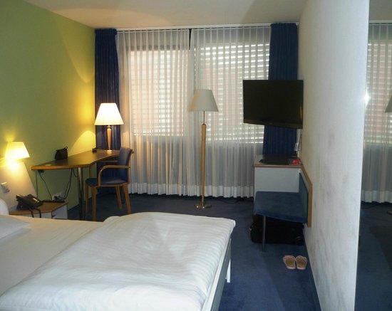 Hotel Geroldswil: Двухместный стандартный номер