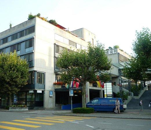 Hotel Geroldswil: Внешний вид отеля