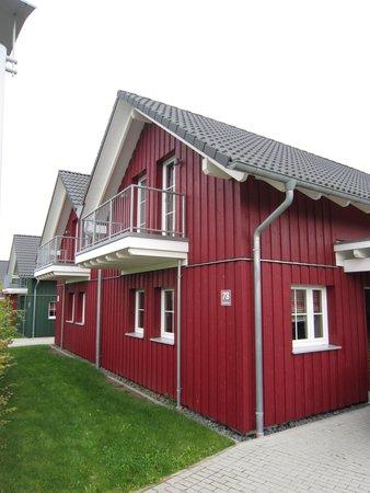 Lindner Ferienpark Nürburgring: our house