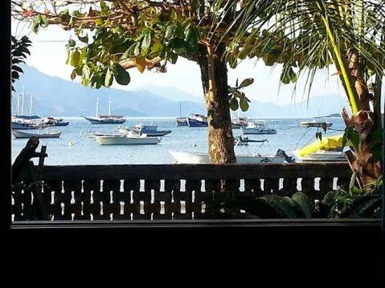 Pousada Manaca Inn: Vista desde la habitación