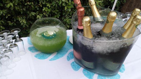 Resto les marots : cocktails