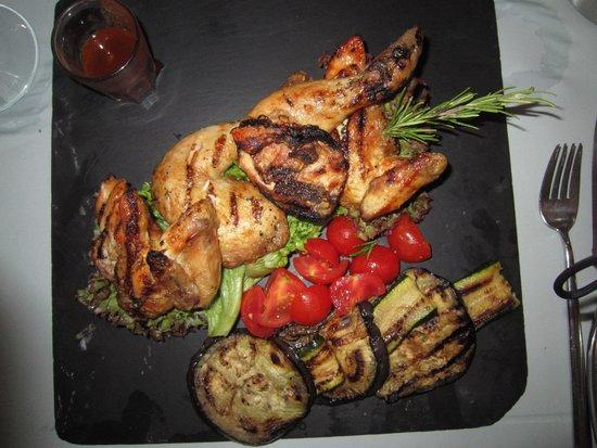 Cote Sud : chicken