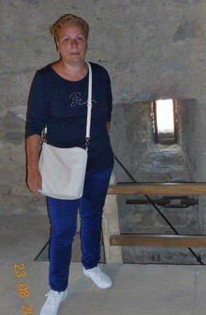 Museo Archeologico: scala per salire sulla torre