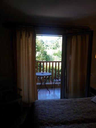 Domaine De Clairefontaine : kamer met terras
