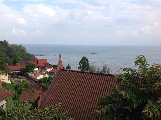 Aquamarine Resort & Villa: View from Block 5