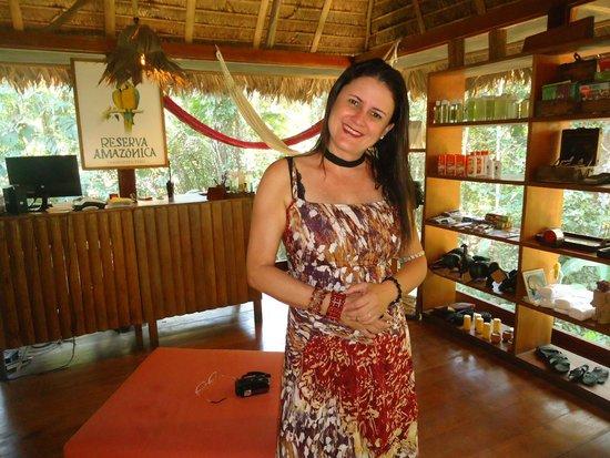 Inkaterra Reserva Amazonica: Lojinha