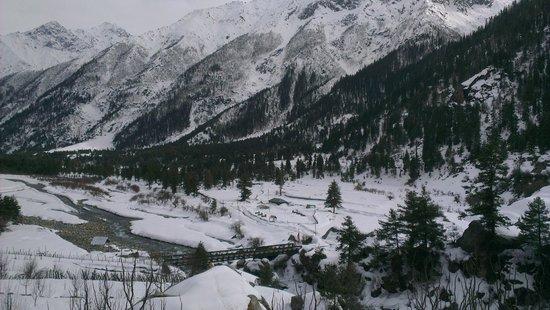 Rakcham : Valley View