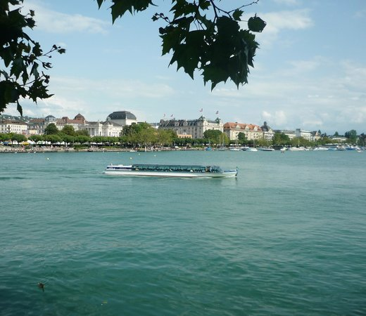 Seebad Enge: Самый дорогой берег Европы