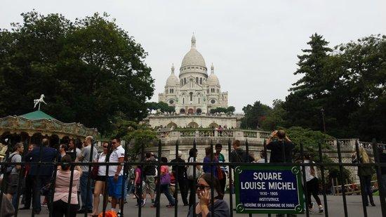 Citadines Montmartre Paris : Sacre Coeur