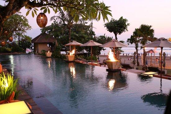 Anantara Seminyak Bali Resort: piscina