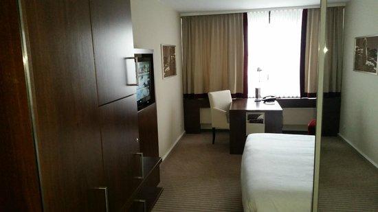 Sheraton München Westpark Hotel: Zimmer