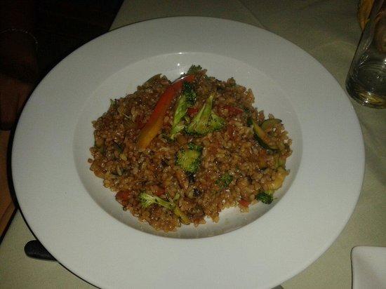 Geco Gastronomia Ecologica y Vegetariana: Riso thai