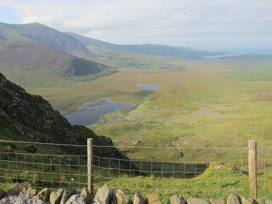 The Dingle Peninsula: Conor Pass, Dingle Peninsula