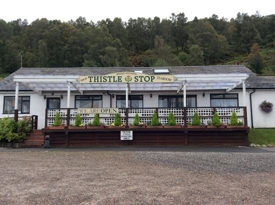 Whistle Stop Cafe: Welcoming very good food