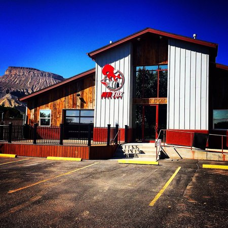 Palisade, CO: Red Fox Cellars Tasting Room