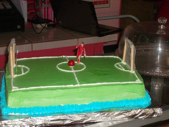 Panaderia & Heladeria Princesa Bakery & Ice Cream Parlor : Goal!!!!!!!!