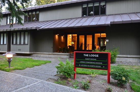 Talaris Conference Center: Lodge