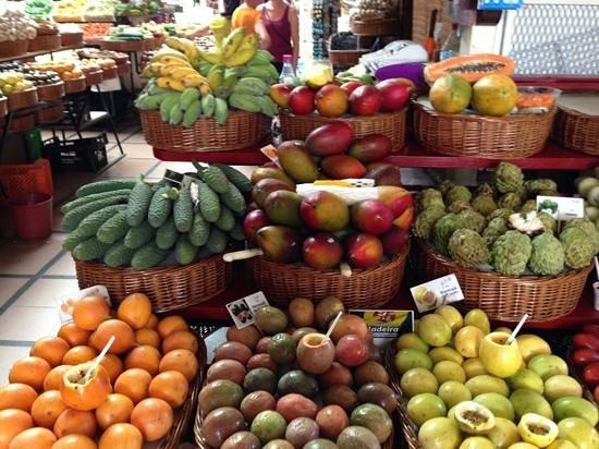 Pestana Ocean Bay : фруктовый рай