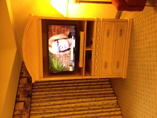 Edward Hotel & Conference Center: Room decoration :-0