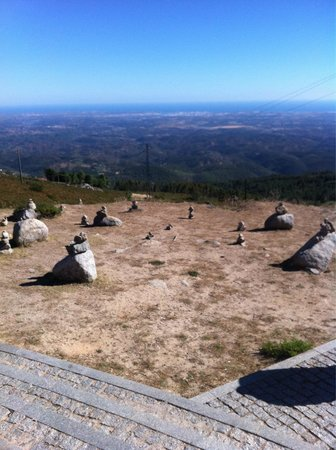 Follow Me Tours : View from the highest point near Monchique