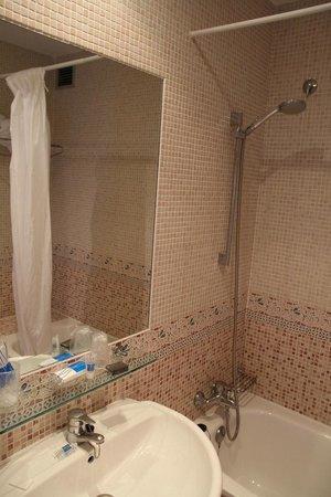 Hotel Mirador de Belvis : Bathroom