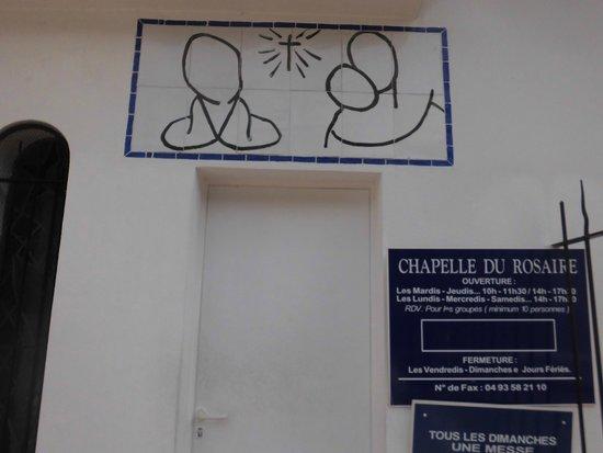 Chapelle du Rosaire : Cappella del Rosario