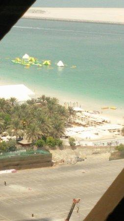 Movenpick Hotel Jumeirah Beach : vista desde la habitacion