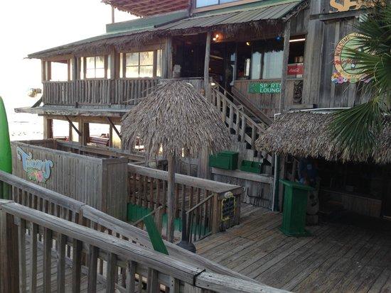 Toucan S Tiki Bar Mexico Beach Fl