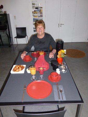 De Grote Kievit: lekker ontbijt