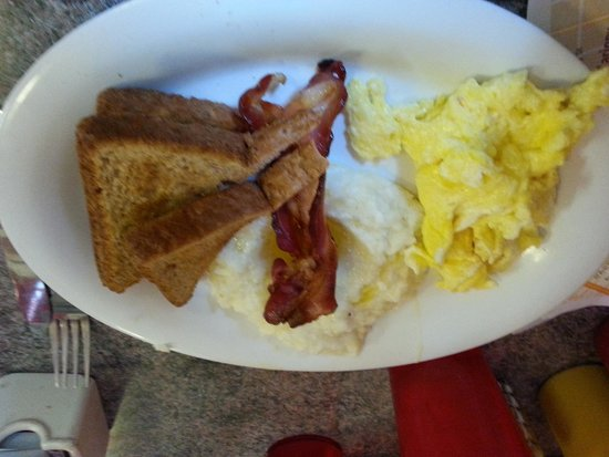 Good breakfast - Picture of Clover Grill, New Orleans - TripAdvisor