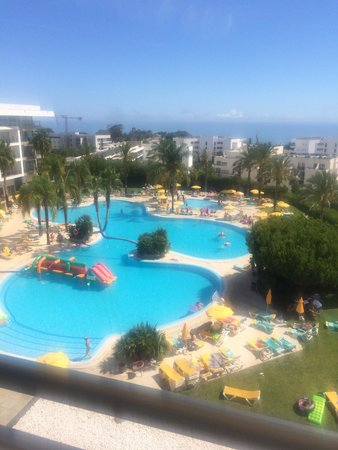 Holiday Village Algarve Balaia: View from room 434