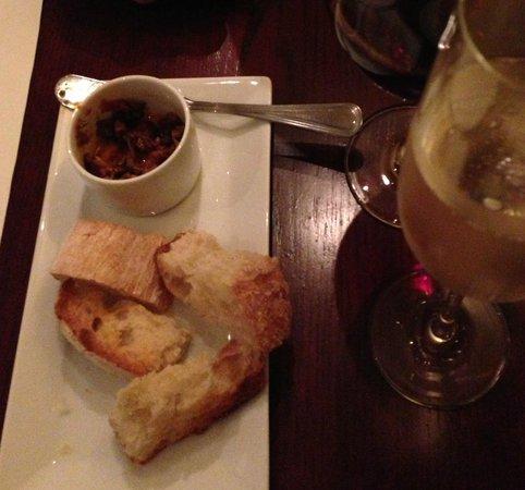 Valentina Coastal Maine Kitchen : Delicious Olive and Sun-dried Tomato Tapenade!