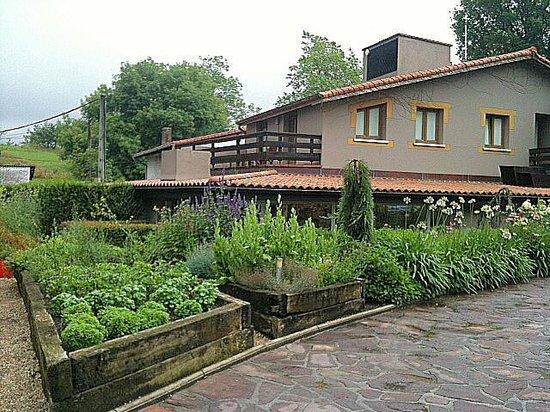 Mugaritz: The vegetable garden