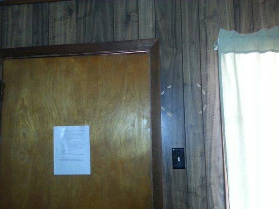 Mount Storm, เวสต์เวอร์จิเนีย: The crack in the door