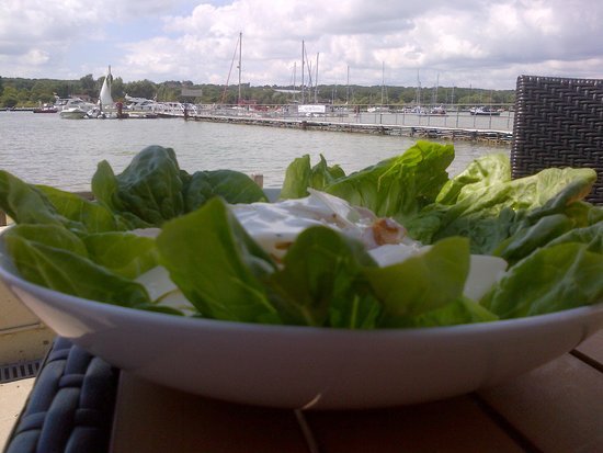 The Folly Inn: Waterside caesar salad