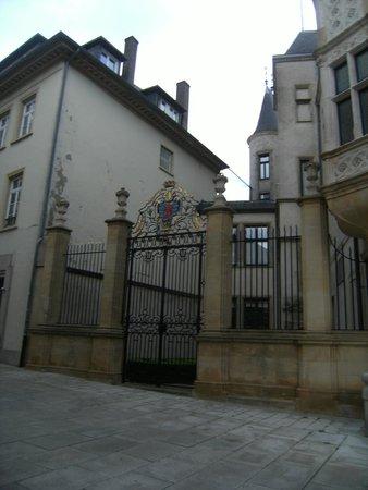 Palace of the Grand Dukes (Palais Grand-Ducal) : Palais Grand -Ducal