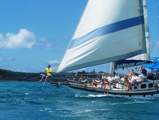 Random Wind: Adventurous Sailing