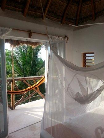 Casa Blat Ha: habitación charming