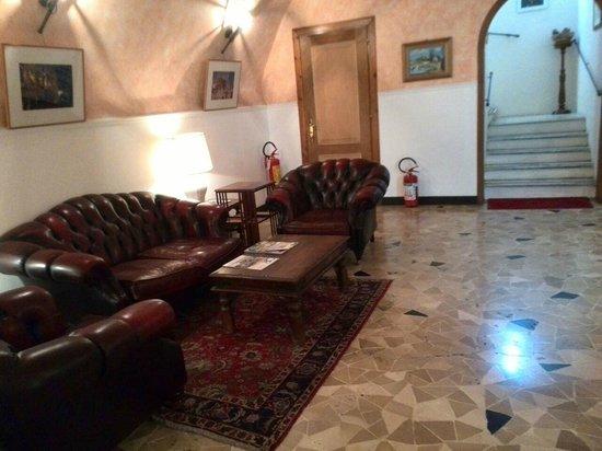 Hotel Giubileo: entrada