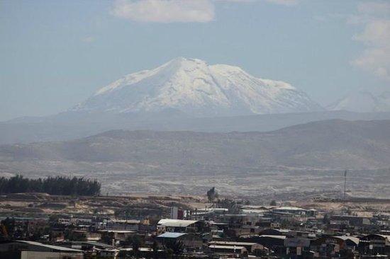 Yanahuara: Il Vulcano