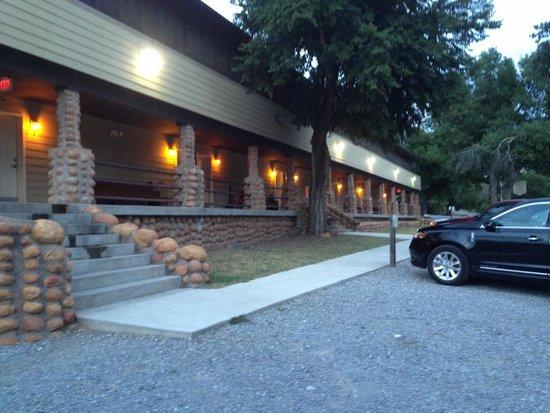 The Plantation Inn: Plantation Inn motel units