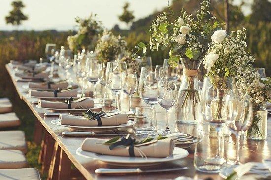 Matrimonio Rustico Umbria : Matrimonio rustico girasole uva spighe e peperoncini