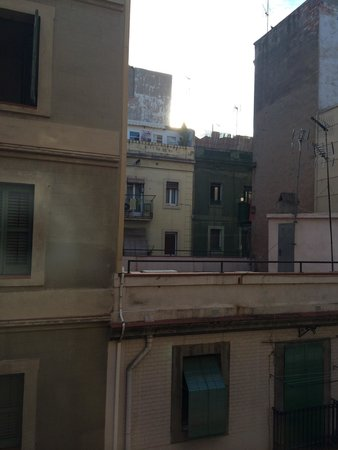 Freestanza Accommodation : 3階の向え側