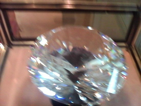 Diamond Museum: Diamantmuseum