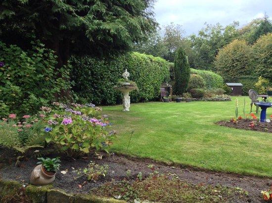 Farley Cottage : Back Garden
