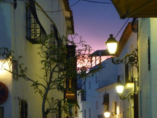Restaurante El Paso: a must visit - Altea Old Town